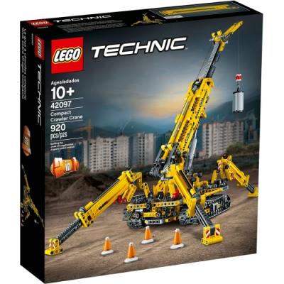 樂高LEGO 科技系列 - LT42097 小型履帶起重機