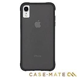 美國 Case-Mate iPhone XR Tough Matte 強悍防摔殼 - 透黑