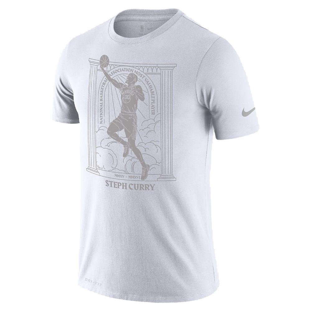NIKE NBA MVP 圖案 短袖T恤 勇士隊 Stephen Curry
