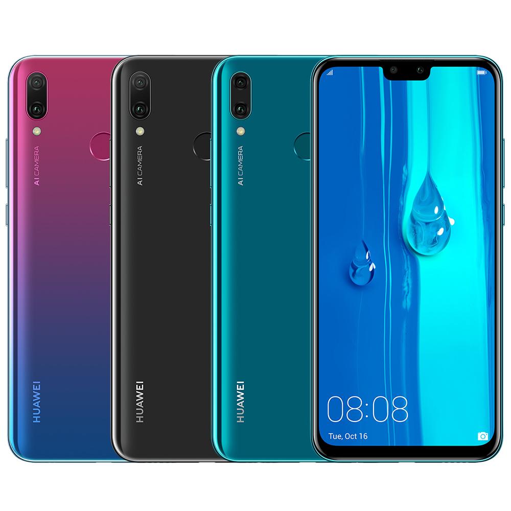 Huawei 華為Y9 2019 6.5吋 雙卡雙待智慧型手機 @ Y!購物