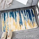 TROMSO綿羊絨超吸水大地墊-藍調樂章