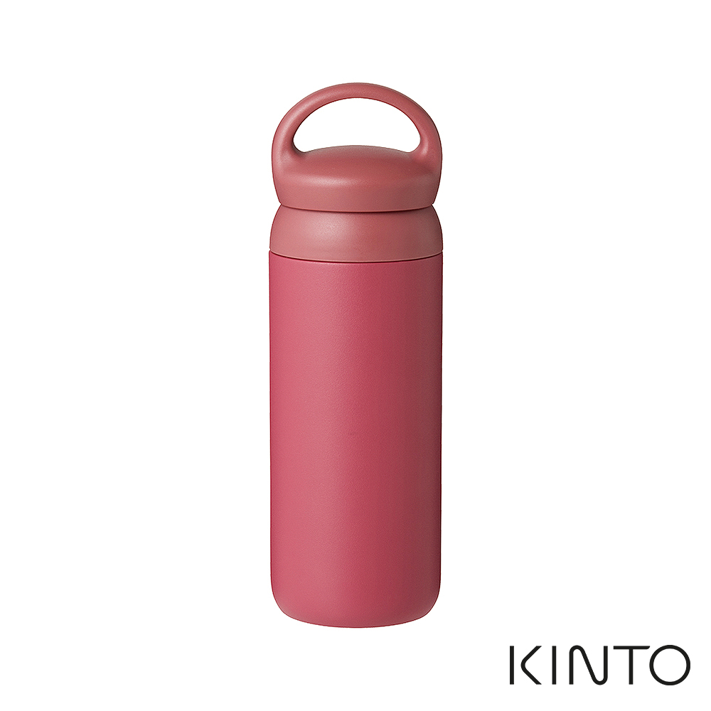 日本KINTO 提式輕巧保溫瓶 500ml共8色可選 product image 1
