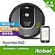 美國iRobot Roomba 960智慧吸塵+wifi掃地機器人 (總代理保固1+1年) product thumbnail 1