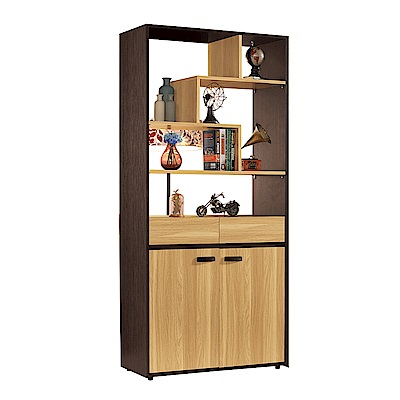 H&D 費德勒3尺雙面櫃