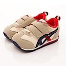 亞瑟士SUKU2機能鞋 復古基本款 ON86-0550卡其(中小童段)