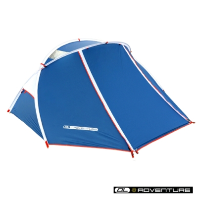 【DL Adventure】 Pisces 雙人速搭帳篷 - 藍