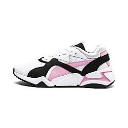 PUMA-Nova 90 s Bloc Wns女性慢跑鞋-白色