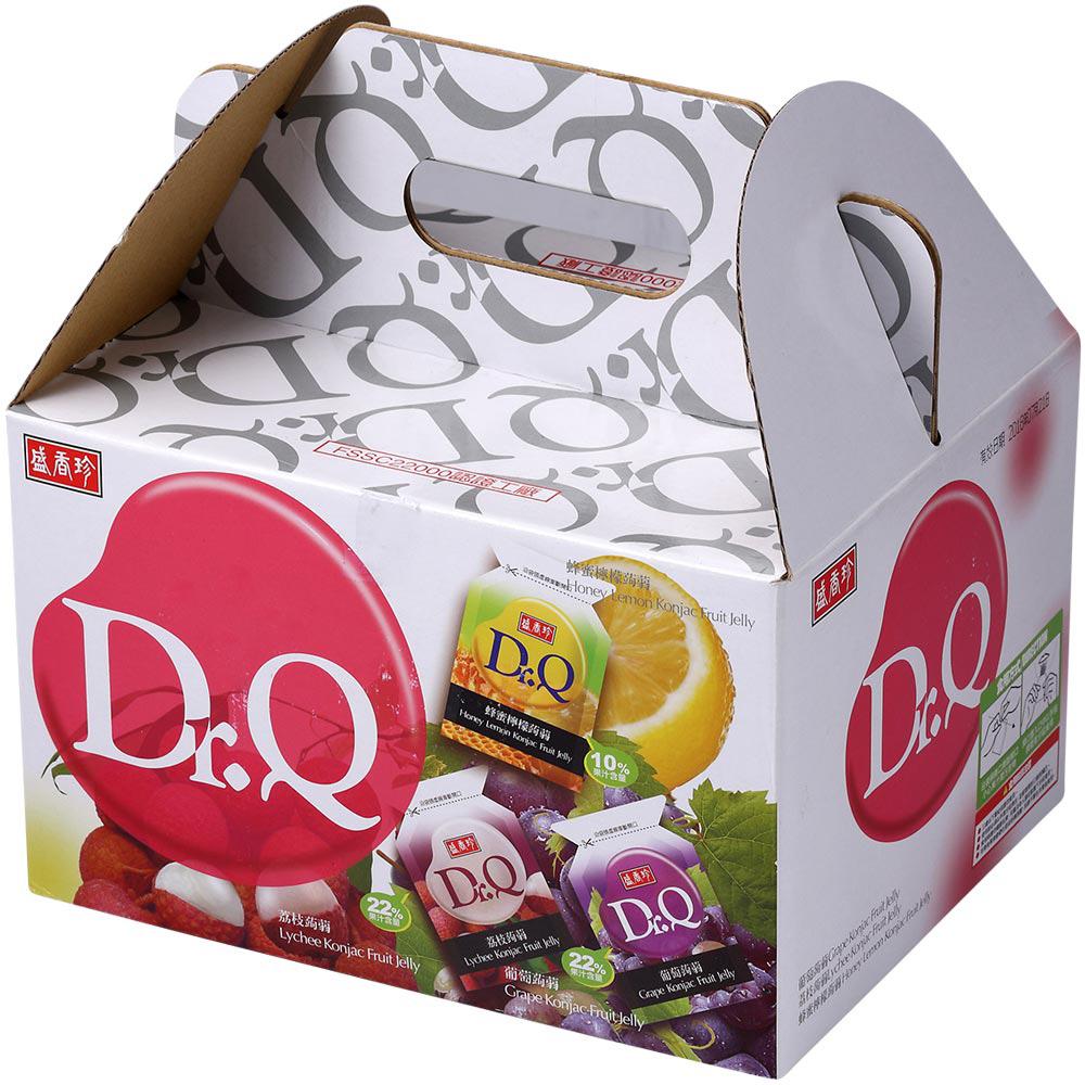 盛香珍 Dr. Q蒟蒻果凍禮盒-綜合口味(2200g)