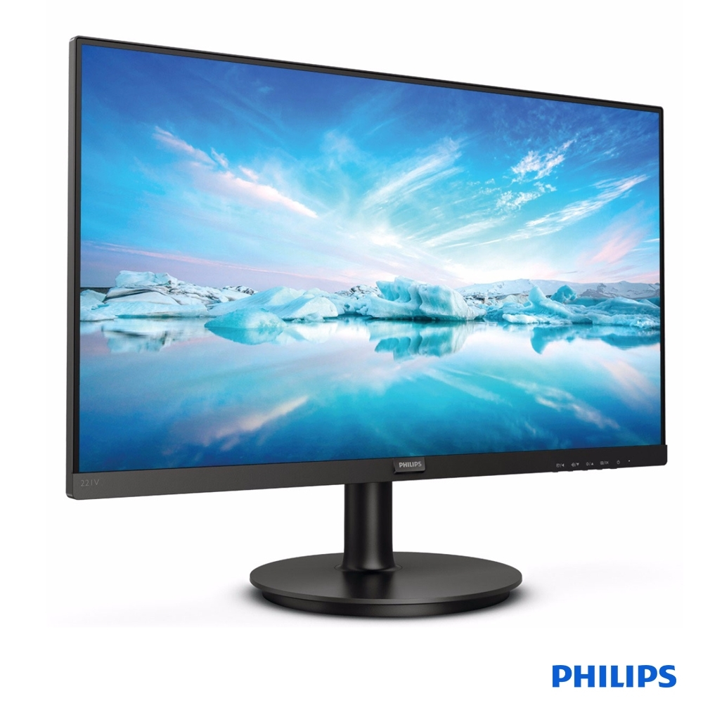 PHILIPS飛利浦 21.5吋液晶螢幕(黑) 221V8A