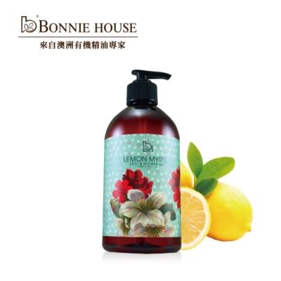 Bonnie House 檸檬香桃木淨化調理潔膚乳500ml