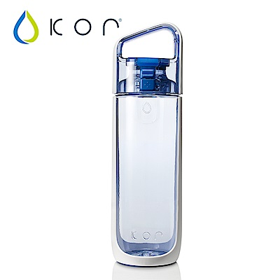 美國KORwater KOR Delta隨身水瓶750ml-冰晶藍(快)