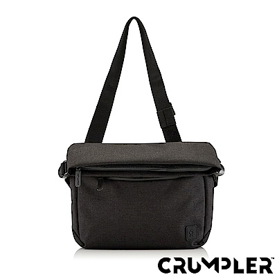 Crumpler 小野人 MINI ROCKET小火箭側背包(S) 黑