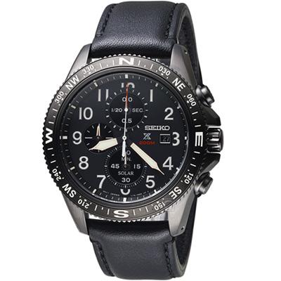 SEIKO PROSPEX 荒野生存太陽能腕錶(SSC707P1)45mm