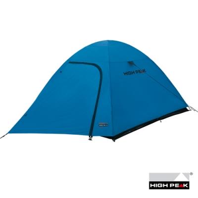 【德國 HIGH PEAK】Kiruna3 三人圓頂式帳篷