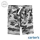 Carter's 台灣總代理 灰色迷彩短褲