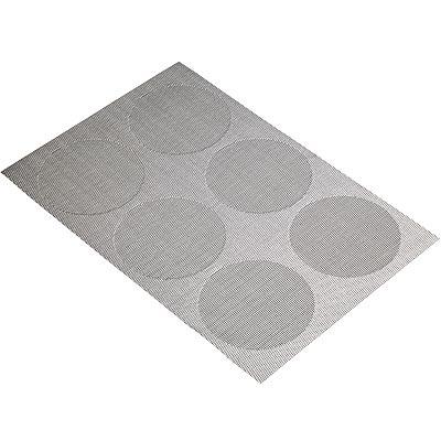 《KitchenCraft》編織餐墊(圓點灰)