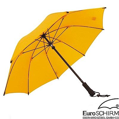 EuroSCHIRM SWING 徒步旅行輕量直傘.雨傘_黃