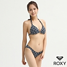 【ROXY】PRT STRAPPY LOVE C 波波UP比基尼 藍