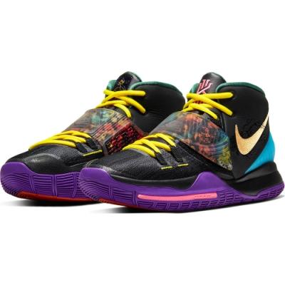 NIKE 籃球鞋 運動鞋 歐文 黑紫 男CD5029-001 KYRIE 6 CNY CHINESE NEW YEAR