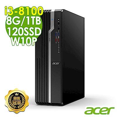 Acer VX4660G i3-8100/8G/1T+120/W10P