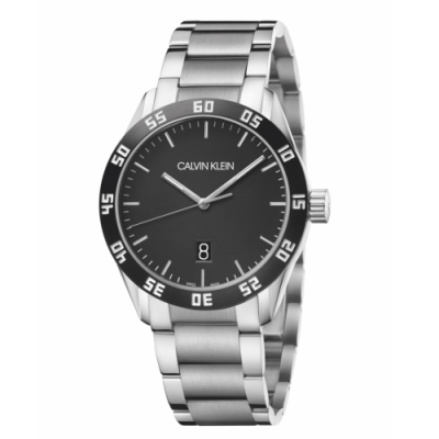 Calvin Klein CK 美式質感時尚腕錶(K9R31C41)42mm