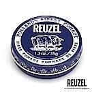REUZEL Fiber Pomade深藍豬強力纖維級水性髮泥35g