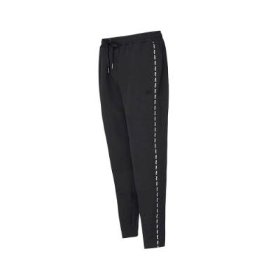 FILA #LINEA ITALIA 平織長褲-黑 1PNT-5416-BK
