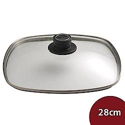 Woll 防爆安全方型玻璃鍋蓋 28cm