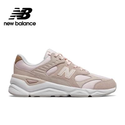 【New Balance】復古運動鞋_女性_灰粉色_WSX90TRD-B楦