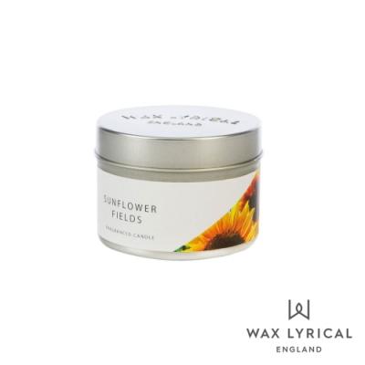 英國 Wax Lyrical 英式經典系列香氛蠟燭 向日葵 Sunflower 84g