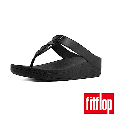 FitFlop SPARKLIE 夾腳涼鞋黑色