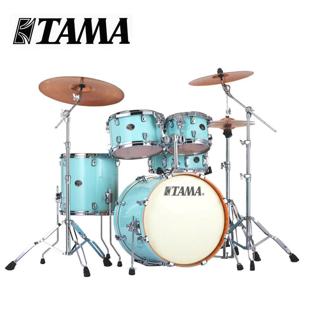 TAMA Silverstar VP52KRS 爵士鼓組 5PC LBL 天空藍
