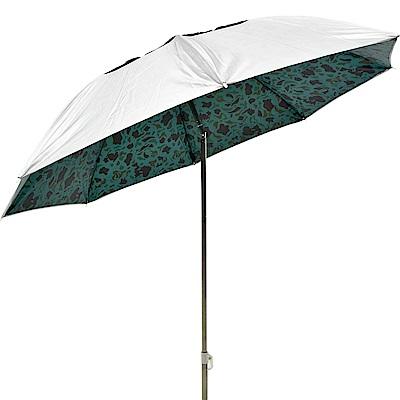 多角度銀膠傘面遮陽傘(送收納袋)-(快)
