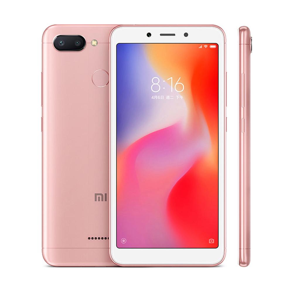 Xiaomi 紅米 6 (3G/32G) 5.45吋 後置AI 雙鏡頭 智慧手機 @ Y!購物