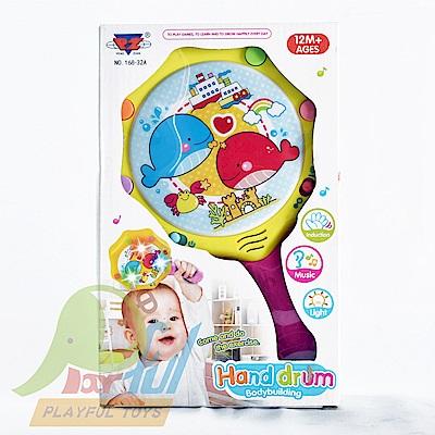Playful Toys 頑玩具 音樂手拍鼓