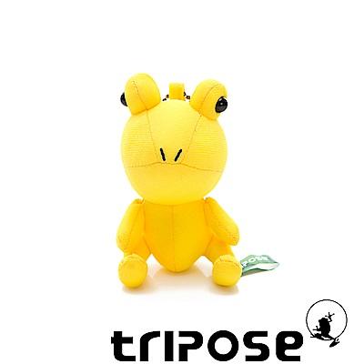 tripose 輕鬆生活吊飾-青蛙公仔 黃