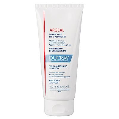DUCRAY護蕾 鋸棕櫚控油洗髮霜200ml