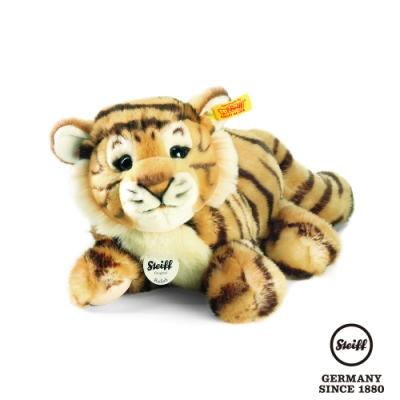 STEIFF德國金耳釦泰迪熊   幼虎寶寶  Radjah Tiger Baby  (動物王國) 28cm