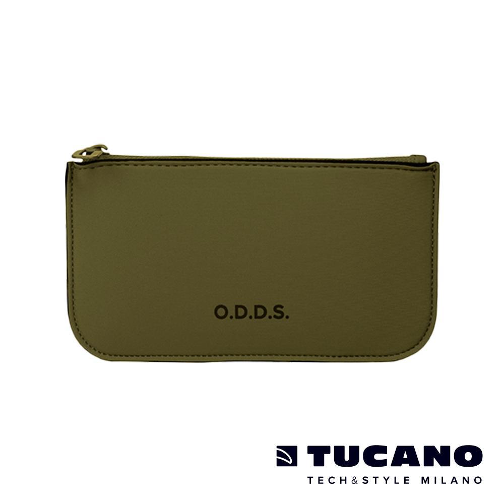 TUCANO X O.D.D.S. 潛水布防水多用途小型手拿包 S-墨綠