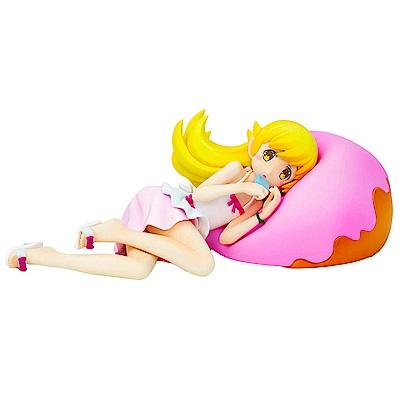 【TAITO】日版 物語系列 景品 PVC完成品 忍野忍與甜甜圈