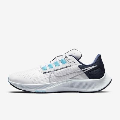 Nike AIR ZOOM PEGASUS 38 男慢跑鞋-白-CW7356101