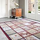 范登伯格 - 薩緹亞 進口地毯 - 繽紛彩 (紅 - 140x190cm)