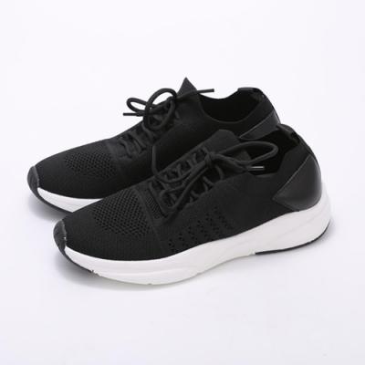 MK-舒適透氣輕量化綁帶休閒鞋