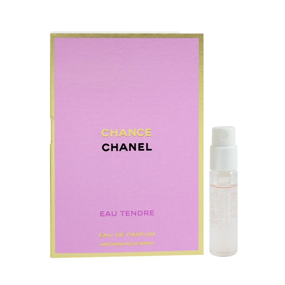 CHANEL 香奈兒 CHANCE 粉紅甜蜜香水 針管小香 1.5ml