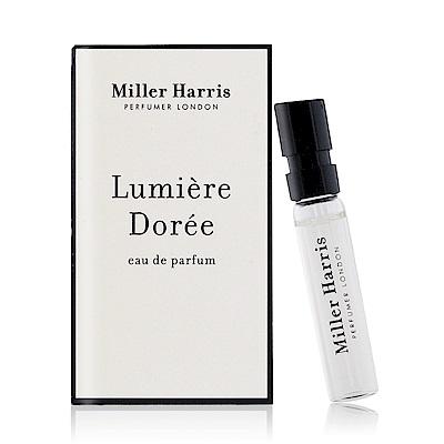 Miller Harris 初晨之光淡香精2ml EDP-隨身針管試香