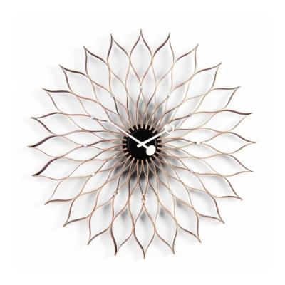 完美主義 向日葵外型設計款掛鐘/時鐘/壁鐘
