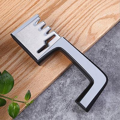 PUSH!廚房用品 磨刀器D132
