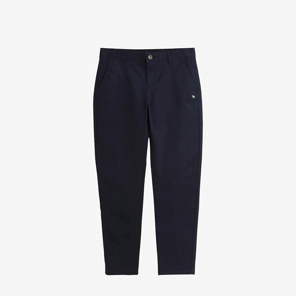 Arnold Palmer-女裝-彈性斜紋休閒褲-深藍色