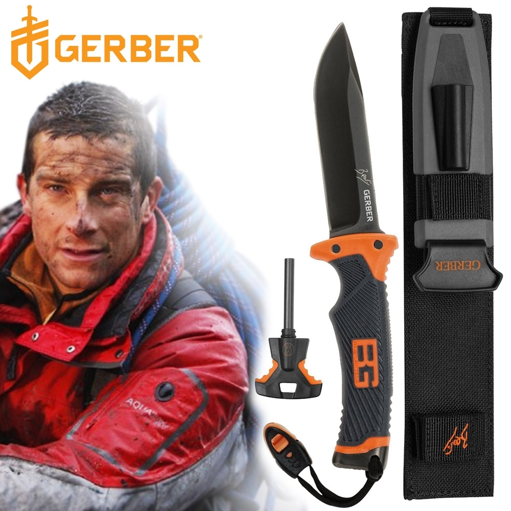 Gerber 貝爾求生系列終極固定刀 31-001063