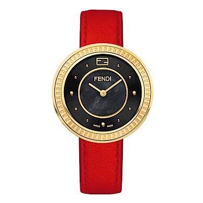 FENDI MY WAY獨特魅力時尚腕錶/F370431573